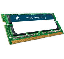 Corsair Mac Memory 8GB DDR3 1333 SO-DIMM CL 9 - CMSA8GX3M1A1333C9