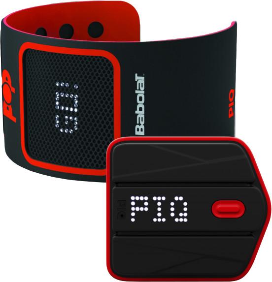PIQ univerzální sportovní senzor + tenisová sada Babolat