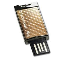 Silicon Power Touch 851 16GB, zlatá - SP016GBUF2851V1G