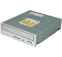 Pioneer DVR-S21LSK, stříbrná Retail