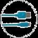 EPICO Nabíjecí/Datový Lightning kabel EPICO SENSE CABLE