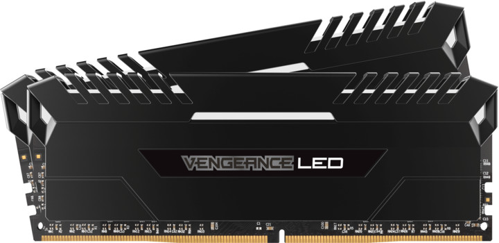 Corsair Vengeance LED White 16GB (2x8GB) DDR4 3200