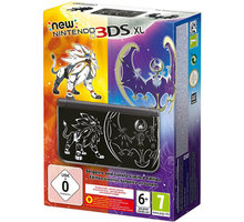 Nintendo New 3DS XL, Solgaleo and Lunala Limited ed - NI3H97131