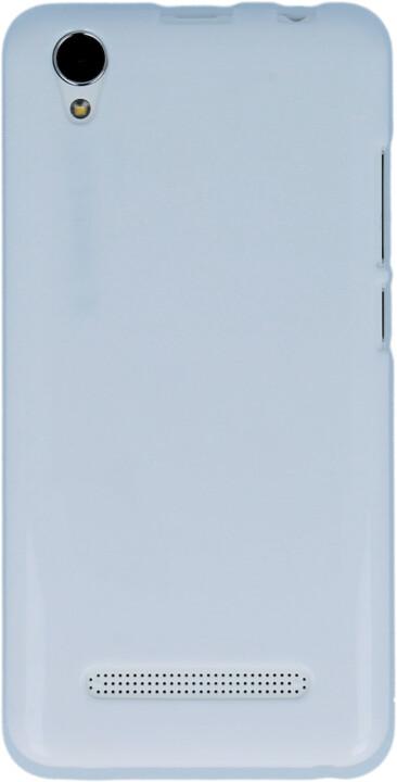myPhone silikonové pouzdro pro Q-smart LTE, bílá