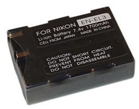 Patona baterie pro Nikon EN-EL3 1300mAh