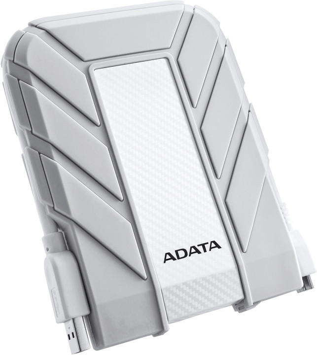 ADATA HV710A - 2TB, bílá