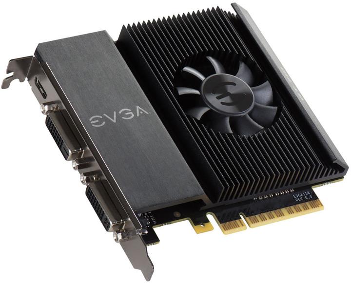 EVGA GT 710 active, 1GB