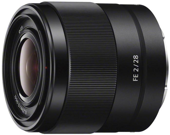 Sony FE 28mm f/2