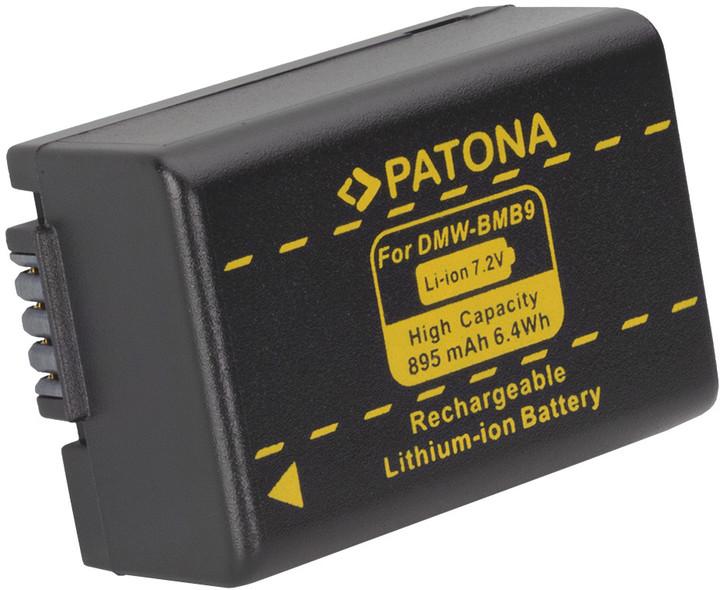 Patona pro Panasonic BMB9 895mAh