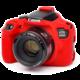 Easy Cover silikonový obal pro Canon 1300D, červená