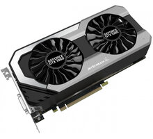 PALiT GeForce GTX 1060 Super JetStream, 3GB GDDR5 - NE51060S15F9J + Tričko nVidia Game Ready