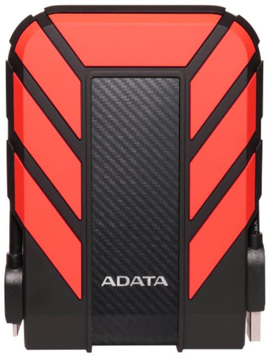 ADATA HD710 Pro, USB3.1 - 2TB, červený