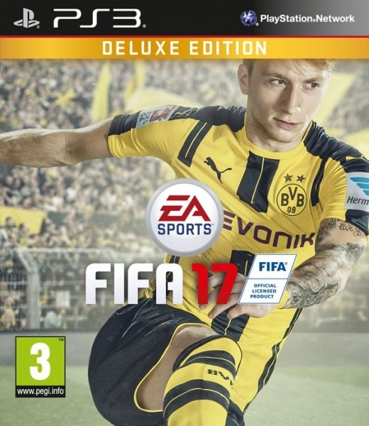 FIFA 17 - Deluxe Edition (PS3)
