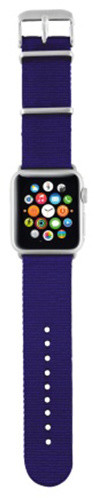 Trust náramek pro Apple Watch 38mm, modrá