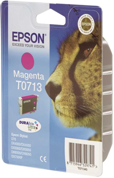 Epson C13T071340, purpurová