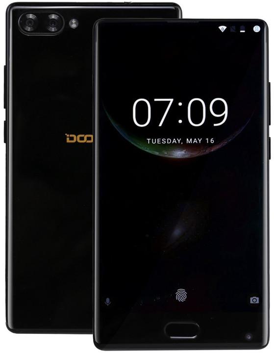 DOOGEE Mix - 64GB, 6GB RAM, černá