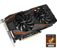 GIGABYTE Radeon RX 480 G1 Gaming, 8GB GDDR5 - GV-RX480G1 GAMING-8GD + Kupon hru na PC DOOM v ceně 1149,-Kč od 21.2 do 21.5 2017