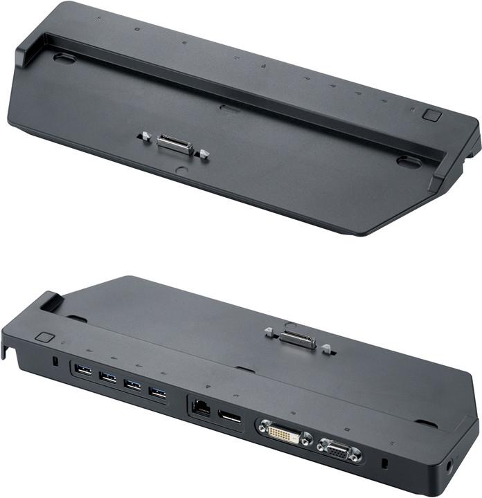 Fujitsu portreplikator (DOCK) + AC Adapter 80W pro T904