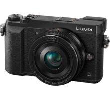 Panasonic Lumix DMC-GX80, černá + 20 mm - DMC-GX80CEGK