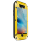 Love Mei Case iPhone 6 Three anti Straight version Yellow