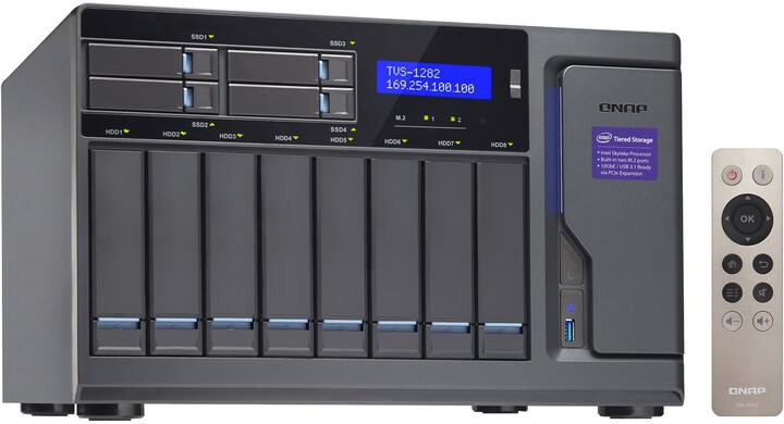 QNAP TVS-1282-i7-32G-450W