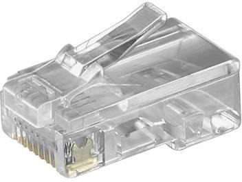 PremiumCord Konektor RJ45, UTP Cat5e, na lanko (licna)