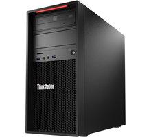 Lenovo ThinkStation P300 TWR, černá - 30AH001GMC + iÚčto Online účetní systém pro firmy i živnostníky na 1 rok