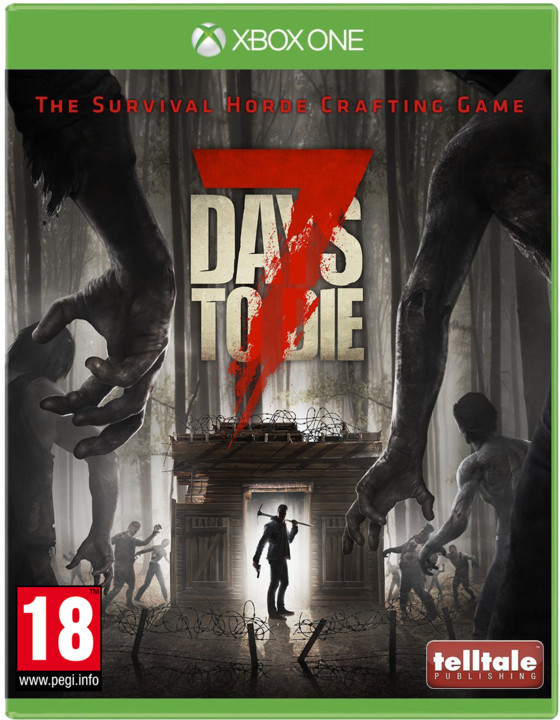 7 Days to Die (Xbox ONE)