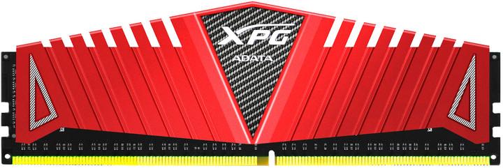 ADATA XPG Z1 8GB DDR4 2400, červená