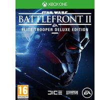 Star Wars Battlefront II - Elite Trooper Deluxe Edition (Xbox ONE)