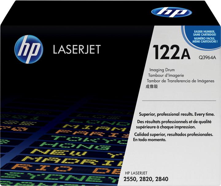 HP Q3964A, černý