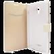 FIXED flipové pouzdro pro Lenovo Vibe P1, bílá