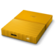 WD My Passport - 3TB, žlutá