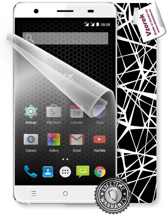 ScreenShield fólie na displej pro STK Hero X + skin voucher