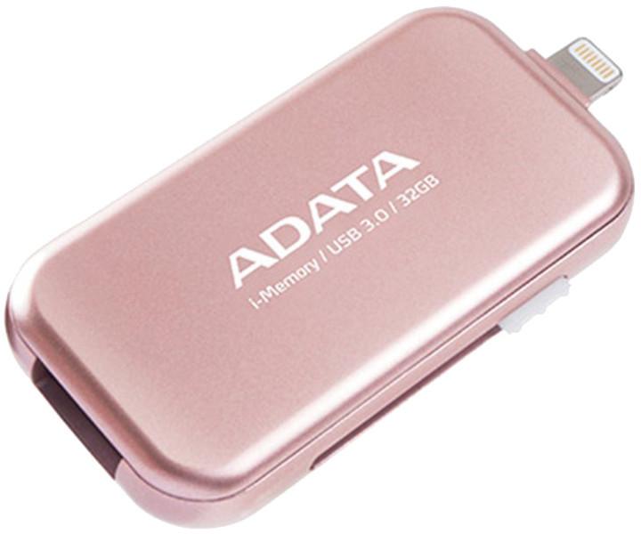ADATA UE710 - 32GB, růžová