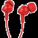 JBL C100SI, červená