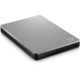 Seagate BackUp Plus Slim Portable 2TB, stříbrná