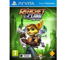 Ratchet & Clank Trilogy (PS Vita) - PS719280798