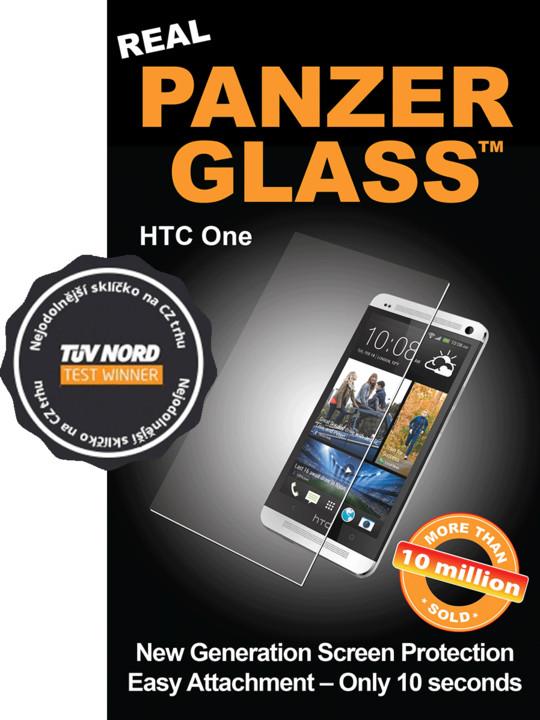 PanzerGlass ochranné sklo na displej pro HTC One M7