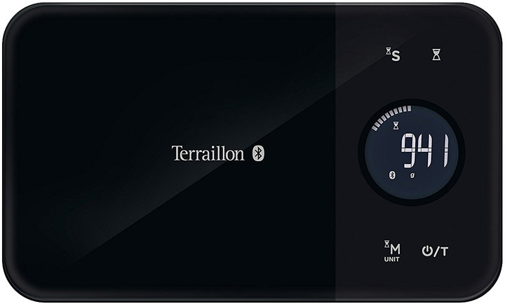 Terraillon Nutritab, černá