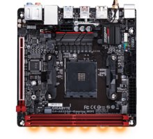 GIGABYTE AB350N-Gaming WIFI - AMD B350 - GA-AB350N-Gaming WIFI
