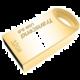 Transcend JetFlash 710 32GB, zlatá