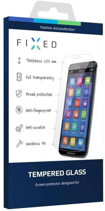 FIXED ochranné tvrzené sklo pro Huawei Y6 Pro
