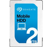 Seagate Mobile - 2TB - ST2000LM007