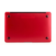 KMP ochranný obal pro 11'' MacBook Air, 2015, červená