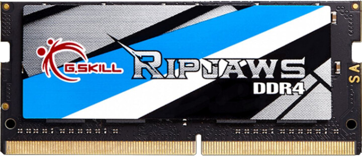 G.SKill Ripjaws 4GB DDR4 2400 SO-DIMM
