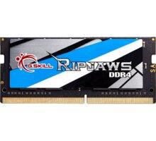 G.SKill Ripjaws 4GB DDR4 2400 SO-DIMM CL 16 - F4-2400C16S-4GRS