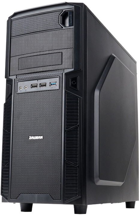 CZC PC OFFICE i5-4460/8GB/1TB + 120GB SSD/DVD/W10