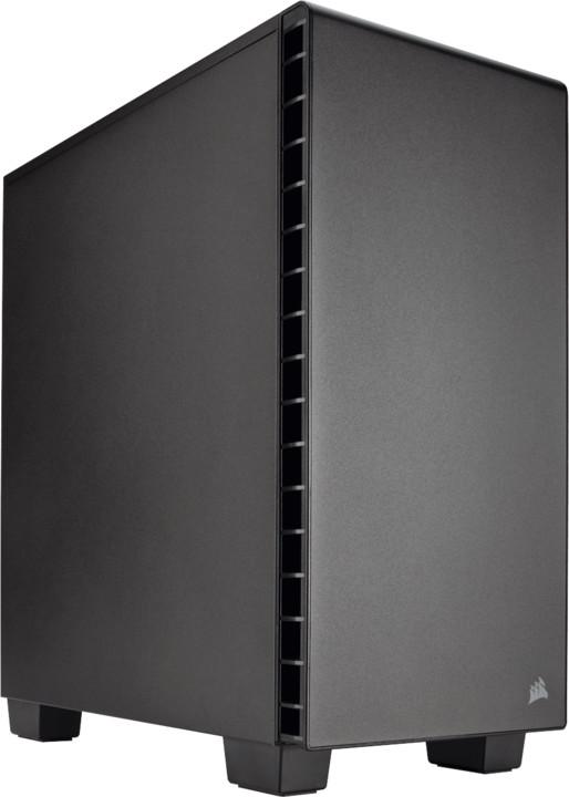 Corsair Carbide Quiet 400Q Black Compact