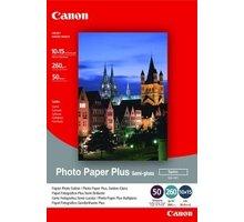 Canon Foto papír SG-201, 10x15 cm, 50 ks, 260g/m2, pololesklý - 1686B015